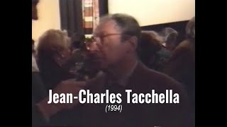 RÉTRO #03 - JEAN-CHARLES TACCHELLA