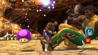 Tekken Tag Tournament 2 Wii U Edition - Gameplay Footage