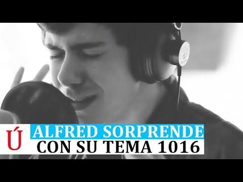 Alfred sorprende con su canción inspirada en Amaia y compuesta durante Operación Triunfo 2017