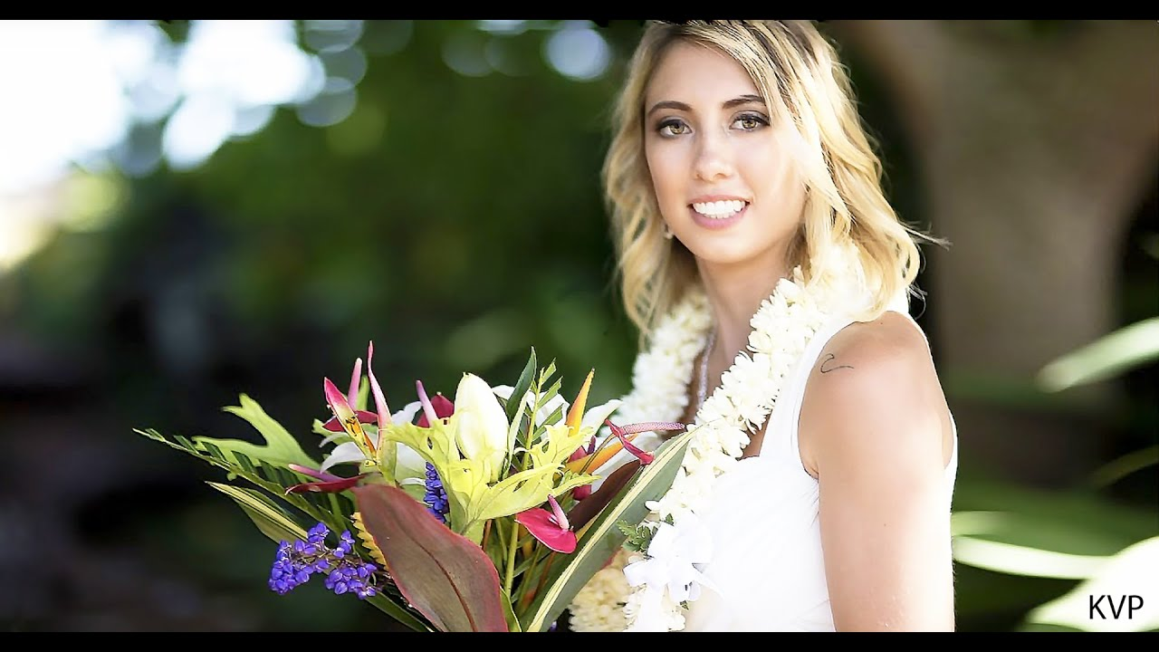 Lauryn & Cash wedding Kauai