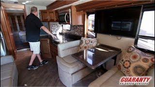 2017 Fleetwood Pace Arrow 300 XCS Class A Diesel Motorhome Video Tour • Guaranty.com thumbnail