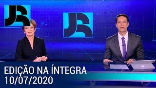 Assista à íntegra do Jornal da Record   10/07/2020