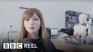 Inside a Chinese sex doll factory - BBC REEL