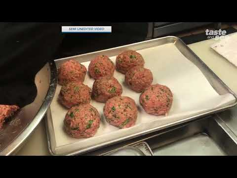 Tequesta restaurant's secret meatball recipe