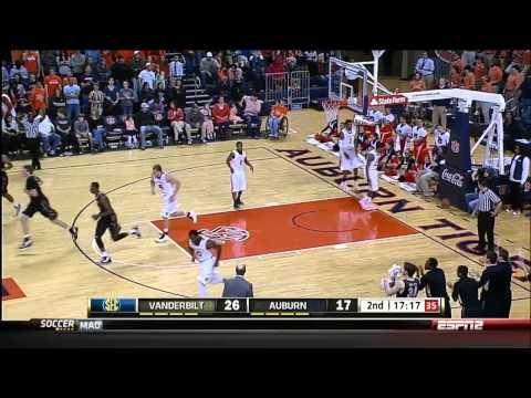 03/02/2013 Vanderbilt vs Auburn Men