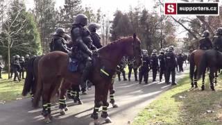 Slezské derby v Opavě - 18. 3. 2017 - SUPPORTERS.CZ