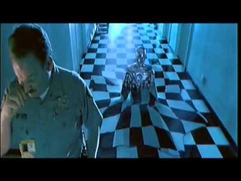 Terminator 2 Security Guard's death