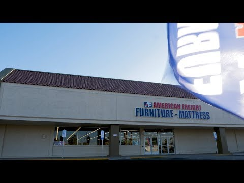 Find Great Deals At American Freight Furniture & Mattress