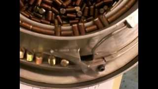 Set Screw Feeding in a Stainless Steel Bowl