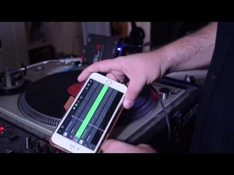 Beat making with the iPhone 6 and Logic!