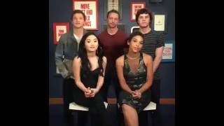 X-Men Apocalypse Live Chat with the Cast