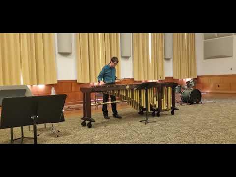 [03] John Spero – Etude Op.6 No. 8 (Whole Tone) By Clair Omar Musser