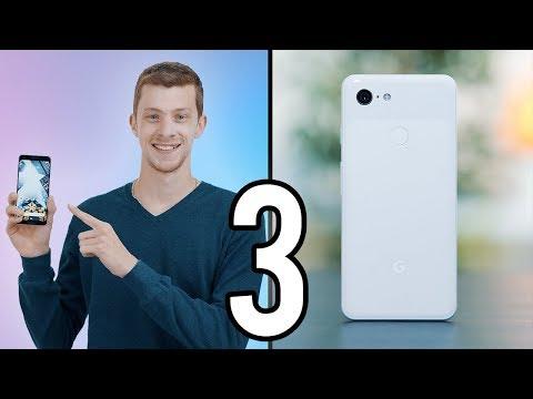 TEST du Google PIXEL 3 : Mon smartphone Android préféré !