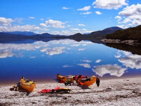 Kayaking Tasmania Memoirs