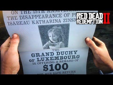 El GRAN Misterio de la Princesa en Red Dead Redemption 2 - Jeshua Games thumbnail