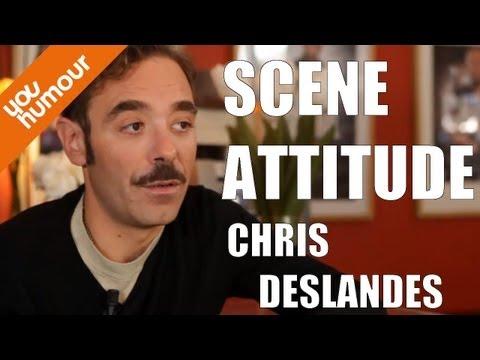 CHRIS DESLANDES - Je veux être un humoriste de droite