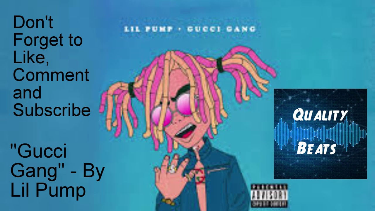 gucci gang clean roblox id