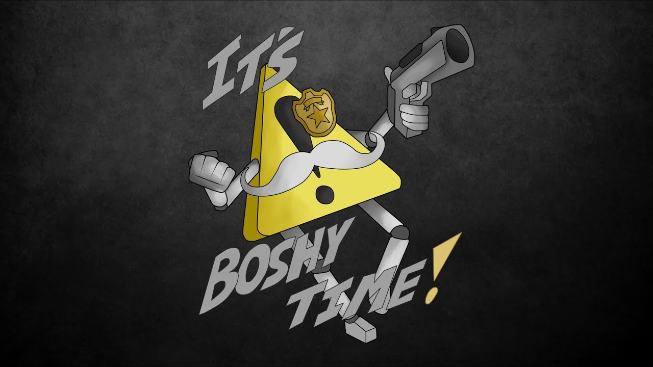 I Wanna Be The Boshy Steam