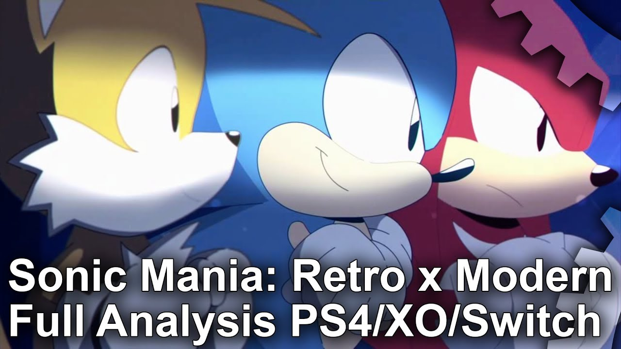 Sonic Mania is the sequel we've waited 23 years for