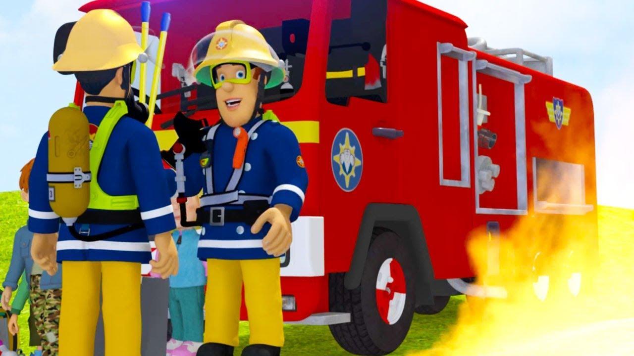 Sam il pompiere italiano nuovi episodi estingue gli