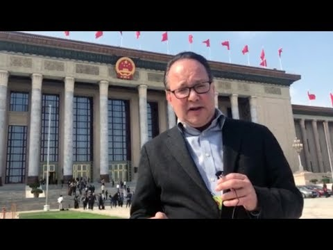 CGTN's foreign correspondent focuses on U.S.-China relations at NPC