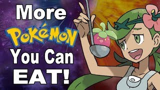 More Pokemon You Can Eat!  [Weird PokeDex Entries in Ultra Sun and Moon!] | @GatorEXP
