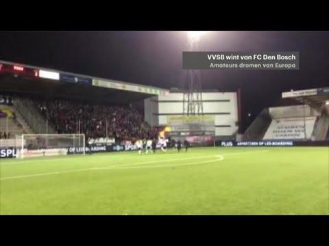 VVSB wint FC Den Bosch - RTL NIEUWS