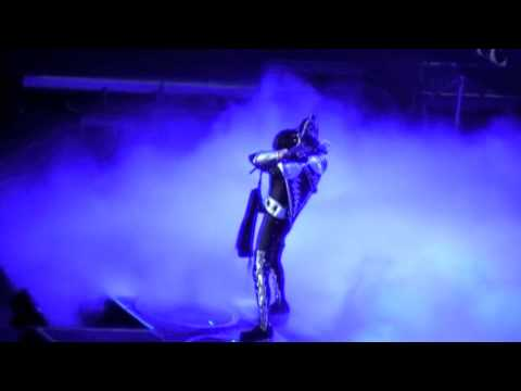 KISS Live In Madrid 6/22/2010 Sonic Boom Over Europe Tour