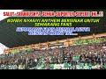 Merinding melihat aksi Bonek dan Semarang fans seperti ini di Magelang | PSIS vs Persebaya