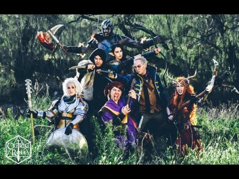 What is Critical Role? (PG13)