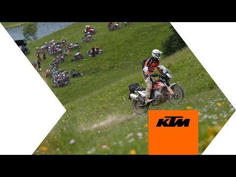 The complete 2019 European KTM ADVENTURE RALLY experience | KTM