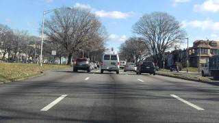 Roosevelt Boulevard (broad To Adams) Northbound