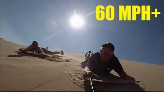 Sand Mountain Chaos - 60mph+