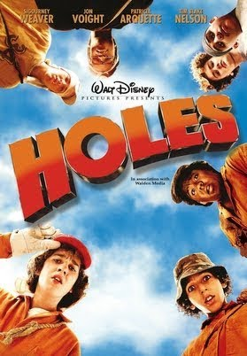 Full book report on holes