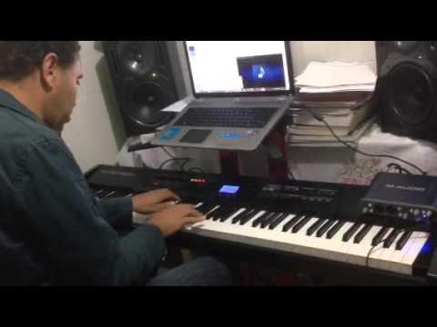 Lugar Secreto - Raiz Coral (Sérgio Saas) - Introdução piano