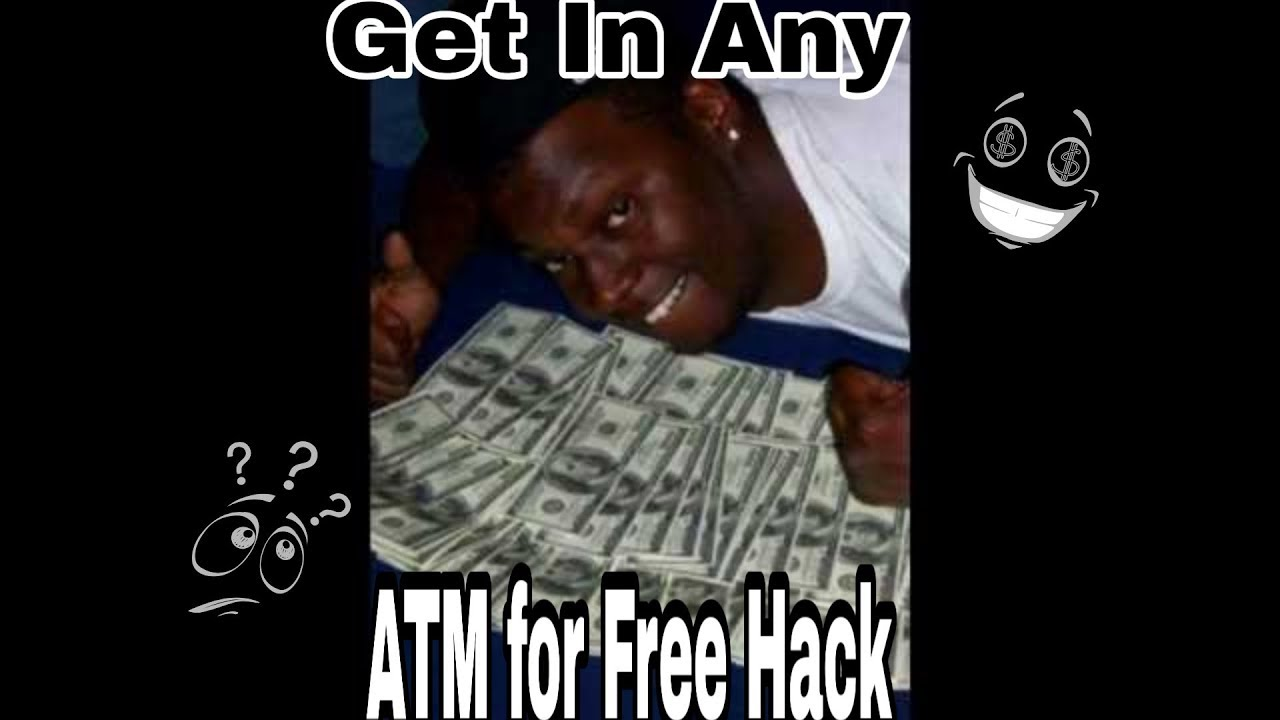Hack any atm in 30 sec or less 2019