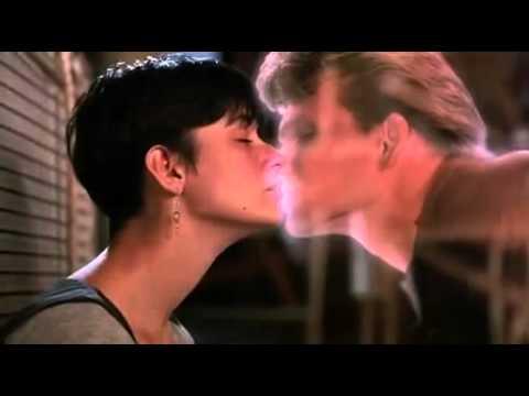 Поцелуй II из фильма «Привидение»