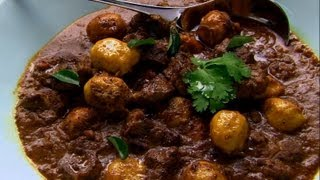 Lamb Curry With Fenugreek Dumplings - Indian Food Made Easy With Anjum Anand - Bbc Food