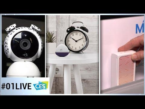 CES 2018 - 01LIVE #4 : Le futur de la maison connectée est à Las Vegas