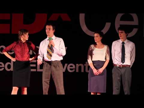 Don't hurry, improvize: Swing at TEDxCelje
