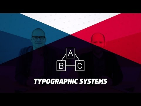 8. Typographic Systems