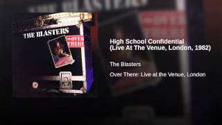 High School Confidential (Live At The Venue, London, 1982)