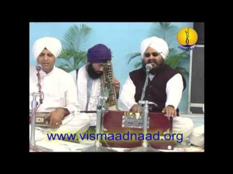 Raag Gond : Prof  Iqbal Singh - Adutti Gurmat Sangeet Samellan 2011