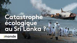 Crainte d'une marée noire au large du Sri Lanka
