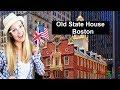 Old State House BOSTON Massachusetts 🧙😍🏛️