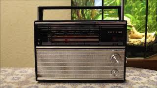 Радио 1979 года.Фрагменты музыкальных программ.