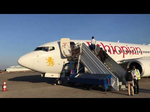 Ethiopian Airline | Flight From Hargeisa To Addis Ababa