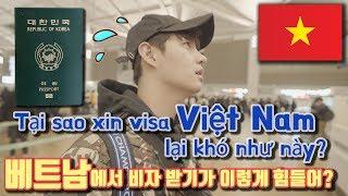 [Hai Nón TV] Tại sao xin visa Việt Nam lại khó như này?