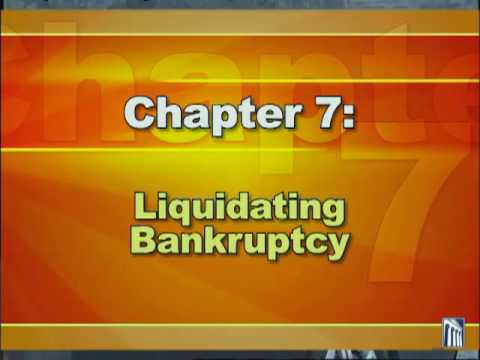A brief review of the three main types of bankruptcy cases for individuals  chapters 7, 11, and 13. The most common types of bankruptcy are chapter 7, which are...