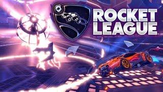 Nowy dziurawy tryb DROPSHOT! Rocket League z Ekipą! #19 (w; Admiros, Memisto)